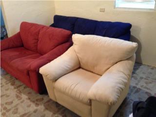 Muebles con tres piezas 225, Puerto Rico