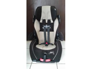 CarSeat safty first Alpha Omega Convertible, Puerto Rico