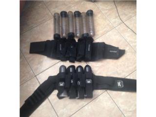 Harnesses 4+3 con pods, Puerto Rico