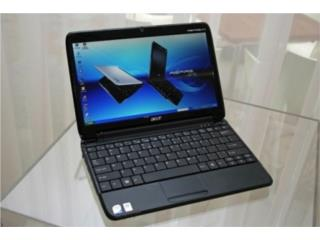 Netbook Acer One, Puerto Rico