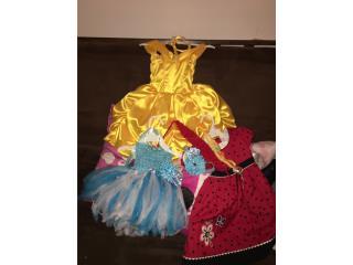 Vestidos de bebe, Puerto Rico