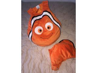 Disfraz de Halloween(Nemo), Puerto Rico