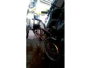 Triciclo schwinn , Puerto Rico