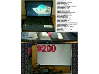 Laptop Gateway, Puerto Rico
