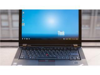 Laptop Lenovo T420 Core I5 4GBRAM 120GBDD, Puerto Rico