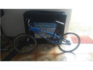 Bicicleta micro camino, Puerto Rico