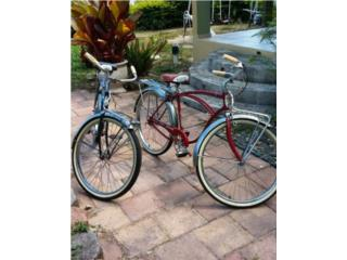 3 bicy schwinn originales, Puerto Rico
