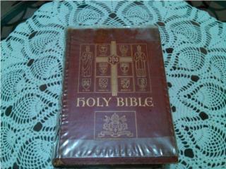 HOLLY BIBLE 1952 50.00, Puerto Rico