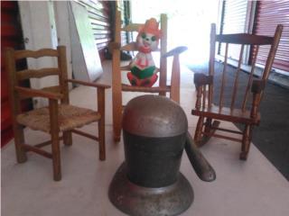 esprimidor de china antiguo, Puerto Rico