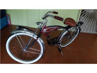 Bicicleta Schwinn Black Phantom, Puerto Rico