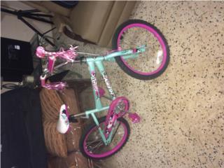 Bicicleta huffy para ni�as, Puerto Rico