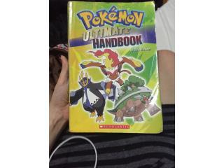 Libro de Pokemon Ultimate Handbook , Puerto Rico