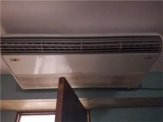 consola piso techo aircon de 36000 btu, Puerto Rico