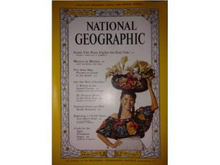 Revistas De National Geographic, Puerto Rico