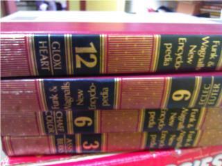 Enciclopedia de 12 tomos, Puerto Rico