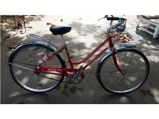 Bicicleta Camella 26 Schwinn del 74, Puerto Rico