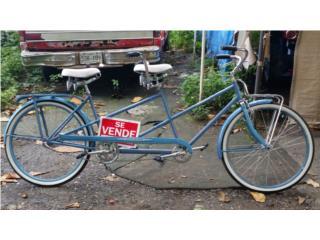 Bicicleta - Doblecleta Schwinn , Puerto Rico