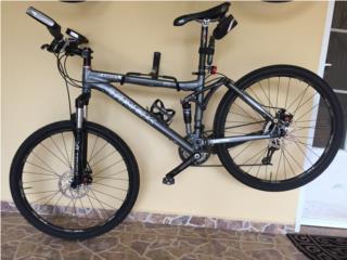 Trek Fuel X8 doble suspension, poco uso, Puerto Rico