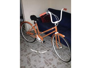 Bicicleta Columbia antigua 3speed 1949, Puerto Rico