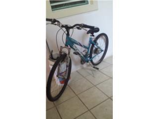 Bicicleta poco uso, Puerto Rico
