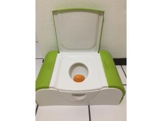 Boon Potty Bench Toilet Training, Puerto Rico