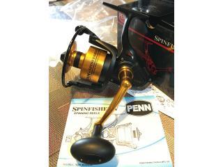Penn Spinfisher V 5500 (NUEVO), Puerto Rico