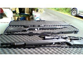 2 Rifles PCP Marauder 1400 omf, Puerto Rico