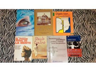 Libros, Puerto Rico