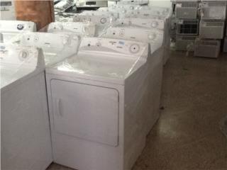Secadoras nueva de gas y eléctricas desde299 , Puerto Rico