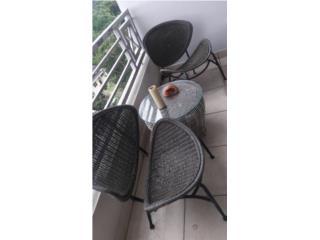 Juego de patio , Puerto Rico