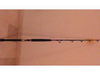 vara de pesca penn international V 30, Puerto Rico