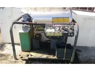 máquina de presión con calentador, Puerto Rico