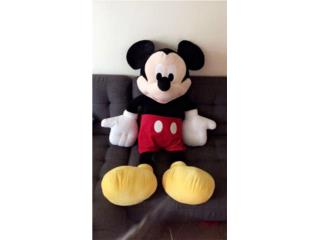 Super Mega Peluche Gigantesco de Mickey Mouse, Puerto Rico