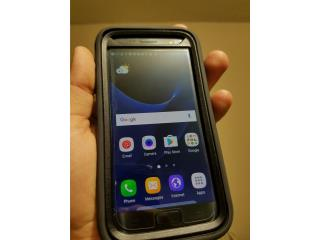 Samsung Galaxy S7 Black Onyx, Puerto Rico