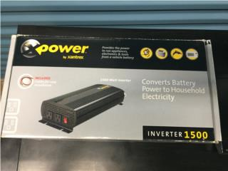 ¡Xantrex XPower 1500 inverter sin usar!, Puerto Rico
