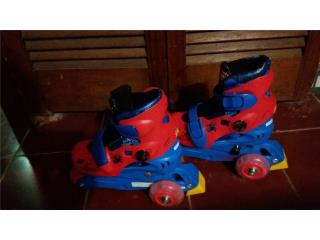 patines size 7-10 niño!!!, Puerto Rico