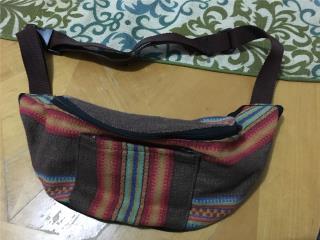 Fanny pack artesanal nueva solo $6.00, Puerto Rico