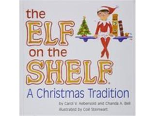 Libro Elf on the Shelf, Puerto Rico