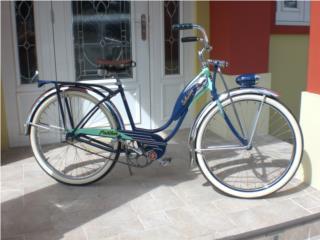 bicicleta schwinn, Puerto Rico