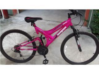 Bicicleta Mongoose Spectra, Puerto Rico