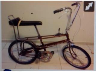Bicicleta Ross Apollo del 70, Puerto Rico