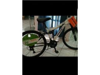 Bicicleta Mongoose 26