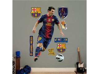 FC Barcelona Lionel Messi - 2013 Fathead, Puerto Rico