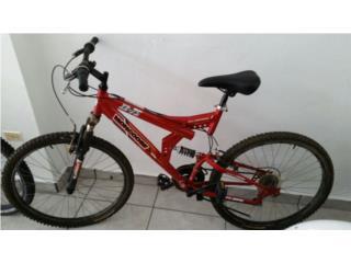 Bicicleta Mongoose 24