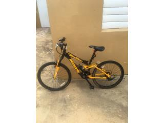 BicicletaMountain, Puerto Rico