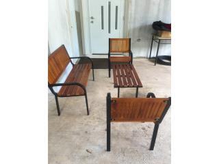 Muebles de patio , Puerto Rico
