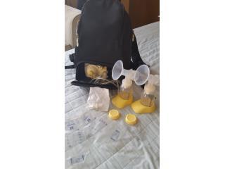 Marca: Medela (maquina extractora de leche)$8, Puerto Rico