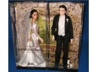Nuevo!!! - Twilight Wedding Barbie Doll , Puerto Rico