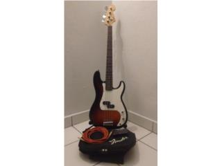 Squier by Fender P-Bass, Puerto Rico