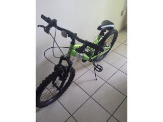 Bicicleta  20 5 cambios , Puerto Rico